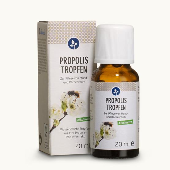 propolis trofen alkoholfrei zur pflege von mund und rachenraum aleavedis naturprodukte gmbh. Black Bedroom Furniture Sets. Home Design Ideas